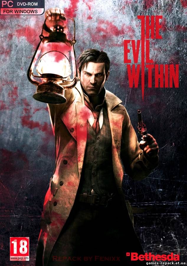THE EVIL WITHIN repack