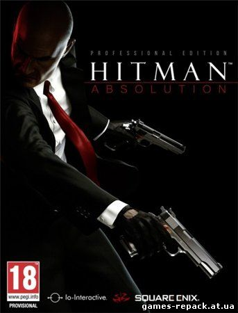 HITMAN ABSOLUTION RePack