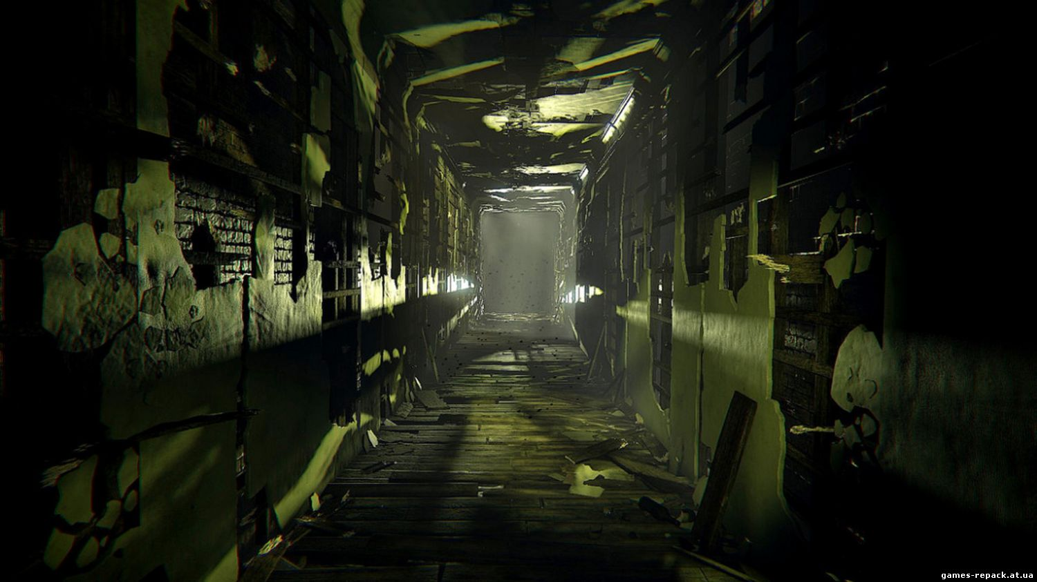 LAYERS OF FEAR repack