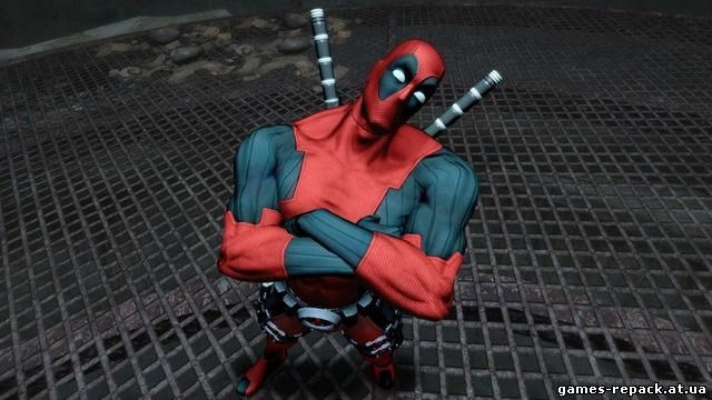 Deadpool [+ 1 DLC] (2013) PC | RePack