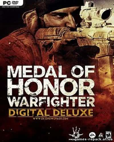 Medal of Honor: Warfighter - Digital Deluxe Edition (2012/PC/RUS)
