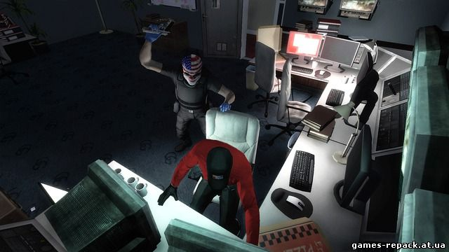 Payday: The Heist [Steam-Rip] (2011/PC/Rus)