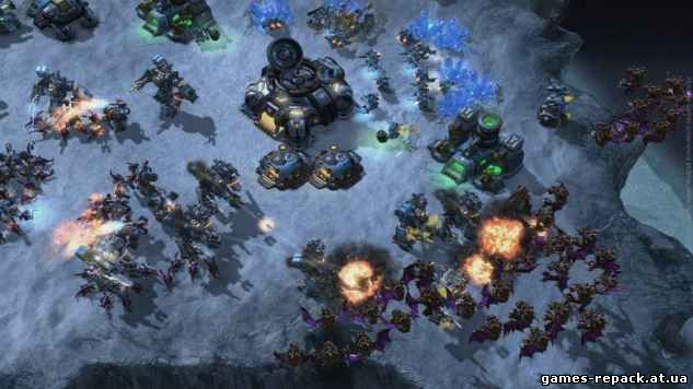 StarCraft 2: Wings of Liberty + Hearts of the Swarm Repack