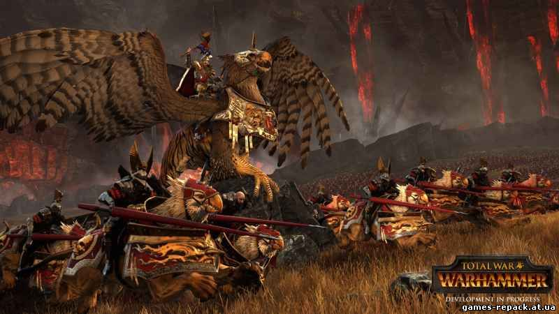 Total War: Warhammer [Update 2 + 3 DLC] (2016) PC | RePack