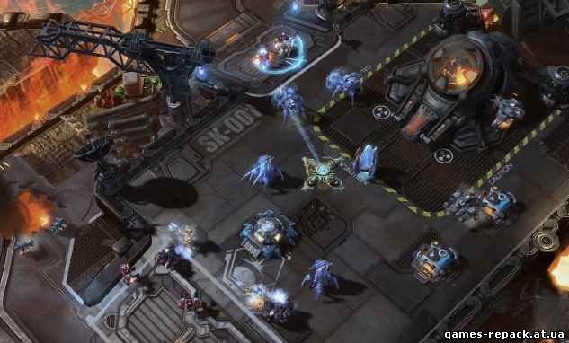StarCraft 2: Legacy of the Void (2015/PC/RUS) | RePack