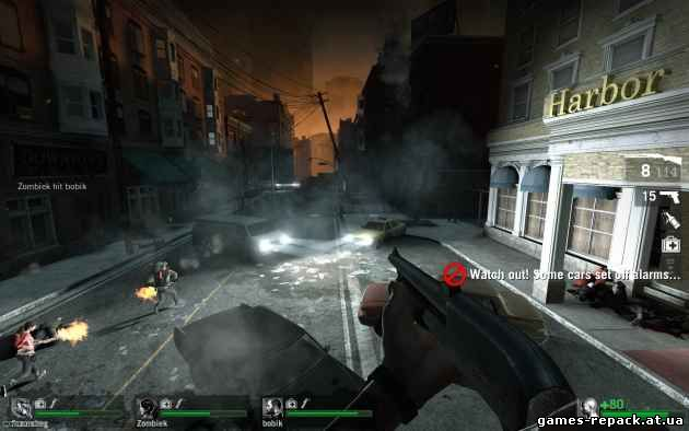 Left 4 Dead [v1.0.3.1] (2008) PC | RePack