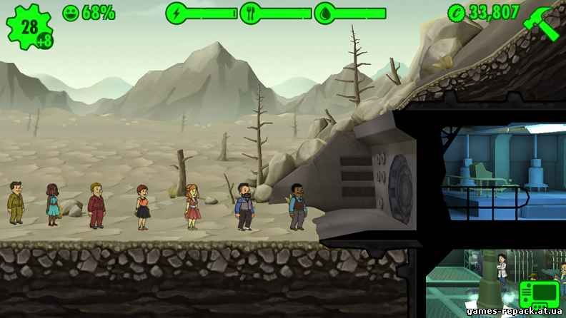 Fallout Shelter (2016) PC | RePack