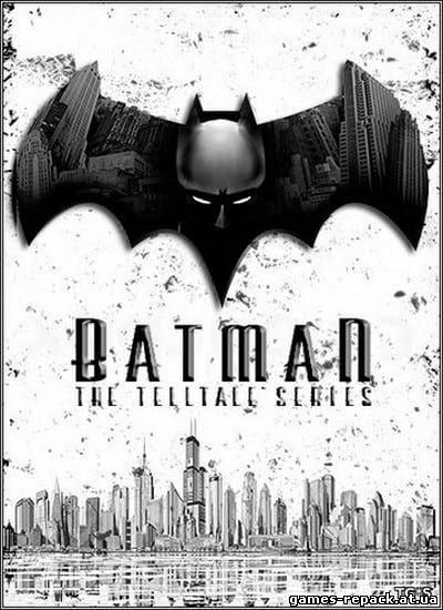Batman: The Telltale Series - Episode 1-3 (2016) PC