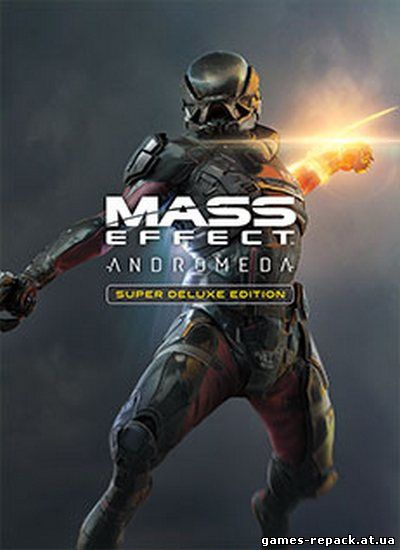 Mass Effect: Andromeda - Super Deluxe Edition (2017) PC | RePack