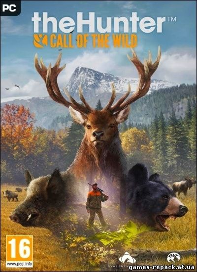 theHunter: Call of the Wild™ (Expansive Worlds) (RUS/ENG/MULTi8) [RePa