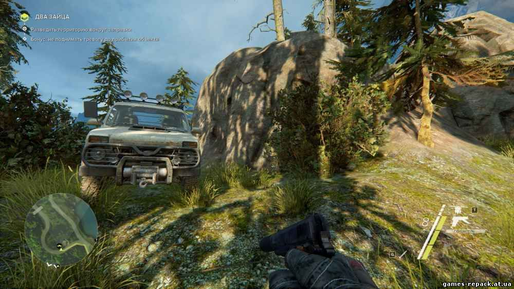 Sniper Ghost Warrior 3: Season Pass Edition [v 1.0.1] (2017) PC
