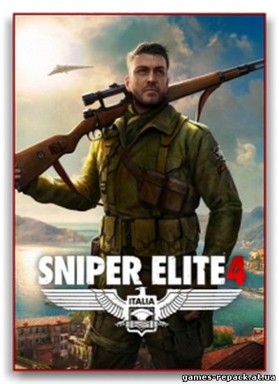 Sniper Elite 4 - Deluxe Edition (505 Games) (RUS|ENG) [RePack]